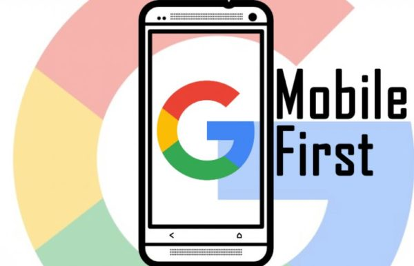 Google Mobile first image